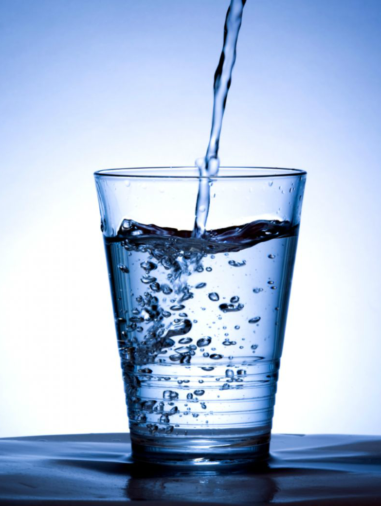 Drink More Water!